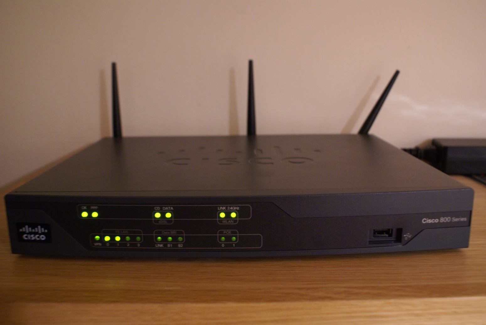 homecomputerlab » Cisco 887W – configuring wireless